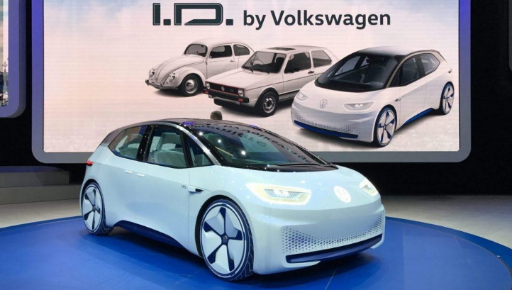 The launch of VW's ID range this year will mark the first step towards its 'climate-neutral' ambition
