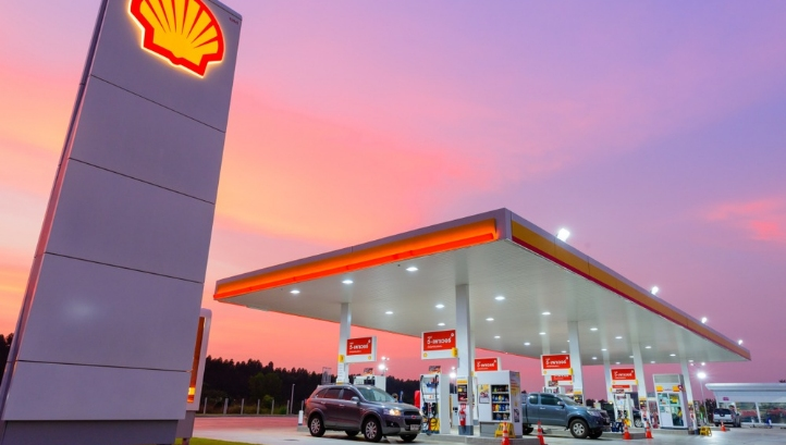 Shell is one of just two European energy giants to have set long-term carbon reduction targets which account for indirect emissions