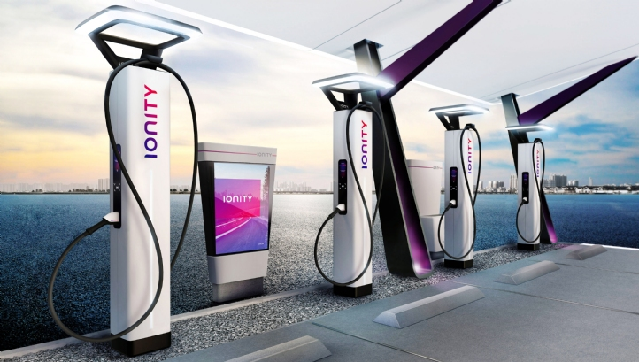 IONITY's first UK chargers are currently being installeed in Gretna Green, Scotland, and Maidstone, Kent
