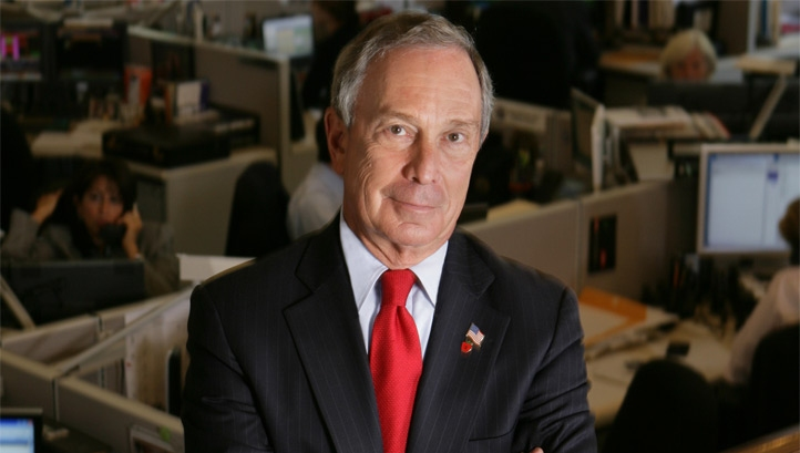 The move builds on Bloomberg's service as the UN Special Envoy for Climate Action and the co-founder of the Task Force on Climate-related Financial Disclosures (TCFD). Image Rubenstein Flickr