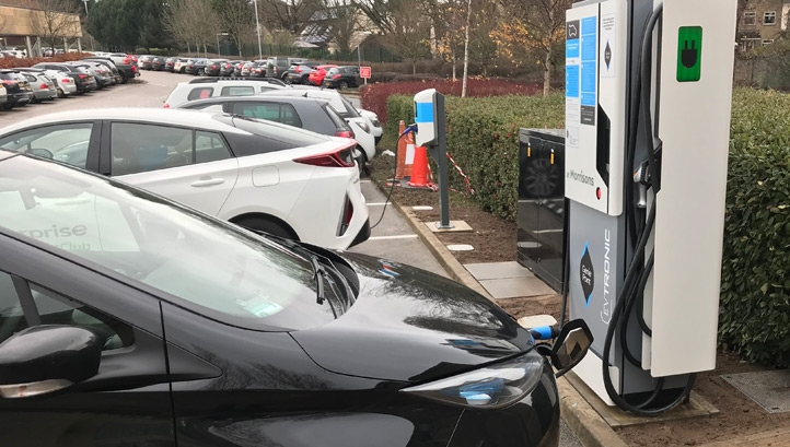 The first chargers will be installed at select Morrisons supermarkets by the end of April 2019