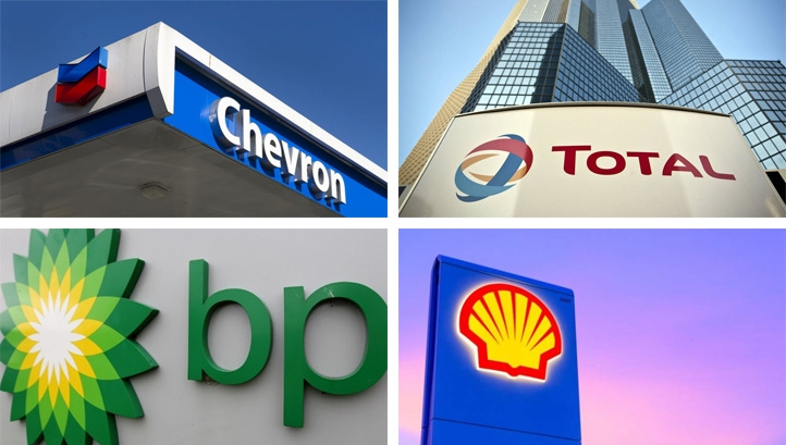This round-up explores the low-carbon actions being taken by seven of the world's largest energy majors: BP, Shell, Ørsted, Equinor, Total, Chevron and ExxonMobil
