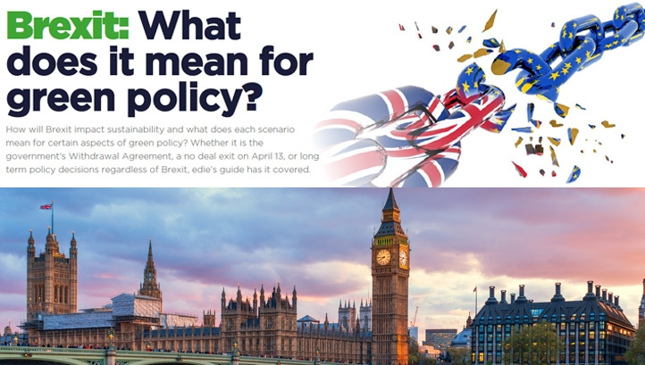 The free-to-download Brexit Matrix provides a much-needed overview of how the UK's different exit scenarios would impact green policy