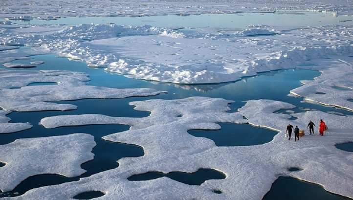 UK emissions linked to annual Arctic ice loss larger than four cities