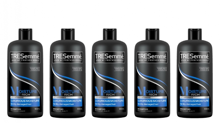 The innovative material will be phased in across Unilever's TRESemme and Lynx brands by the end of the year