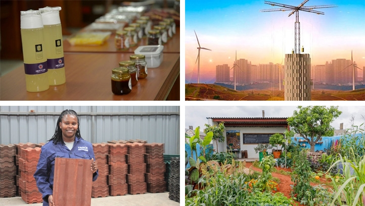 This week's innovations could drive significant sustainability progress within the food, built environment and energy sectors