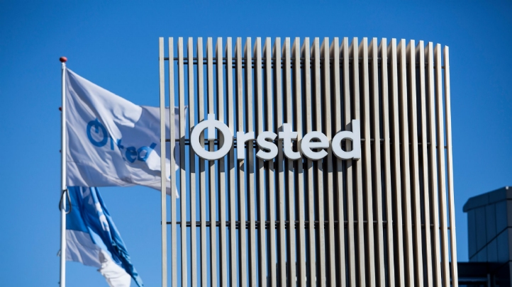 82% of Ørsted's power generation was classed as 'clean' in H1 of 2019, up from 71% in H1 of 2018. Image: Orsted
