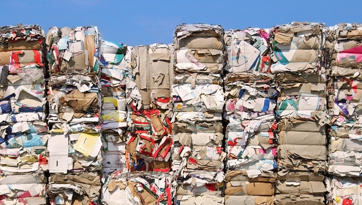 About half of the paper produced in Europe comes from recycled material, according to the Confederation of European Paper Industries (CEPI)