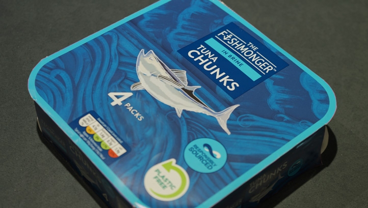 The tinned tuna is one of several product lines Aldi is targeting over the coming months