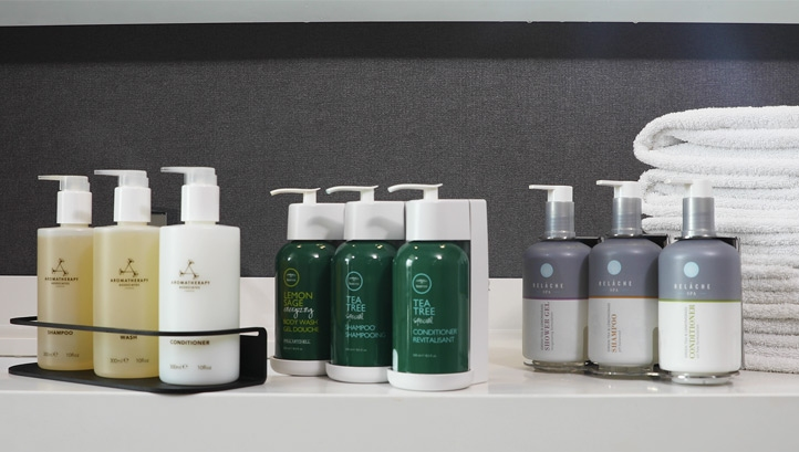 , Marriott International expands phase-out of single-use toiletry bottles, The Circular Economy, The Circular Economy
