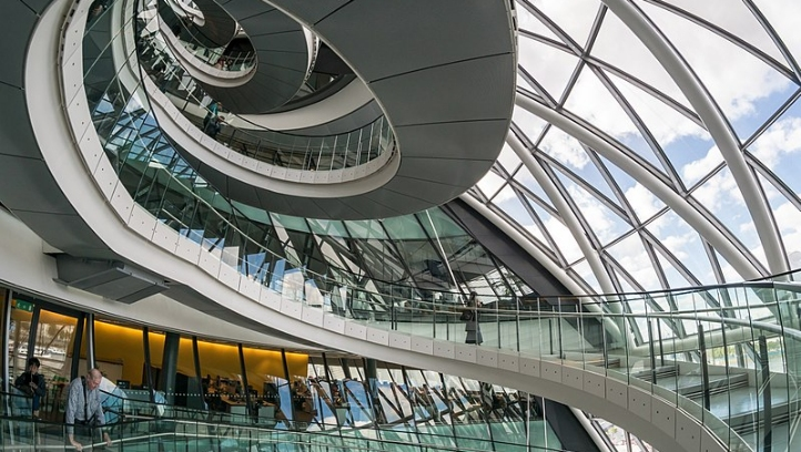 The creation of London Power was confirmed by City Hall (pictured) on Wednesday (18 September). Image:User:Colin/Wikimedia Commons/CC BY-SA-4.0