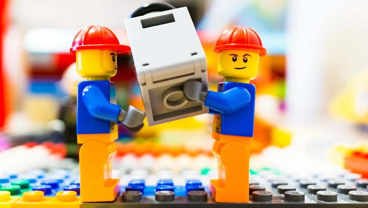 Lego launches reuse platform for old plastic bricks