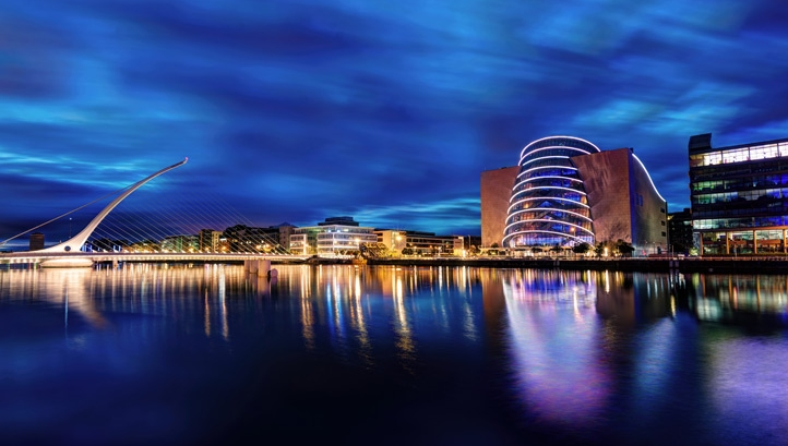 Dublin is one of the first European cities to use the EIE platform