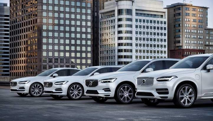 Between 2018 and 2025, Volvo Cars will reduce its lifecycle carbon footprint by 40%