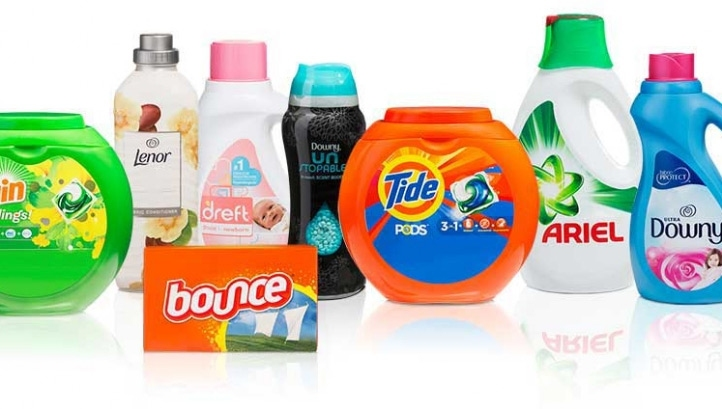 As of May 2019, P&G had used more than 34,000 metric tonnes of PCR in packaging