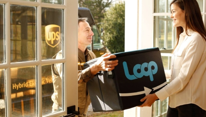Loop will enable UK customers to buy refillable products online and have them delivered in reusable containers. Image: TerraCycle