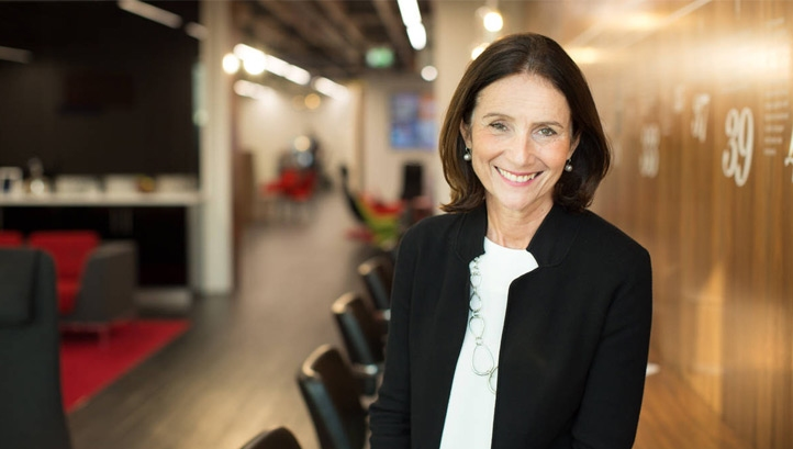The CBI represents more than 19,000 companies. Pictured: Director-general Carolyn Fairbairn