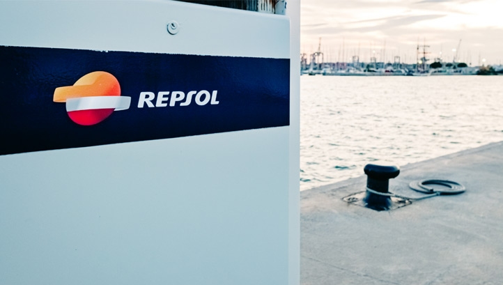 Pictured: A Portugese offshore wind project jointly financed by Repsol, the EIB and EDP Renewables