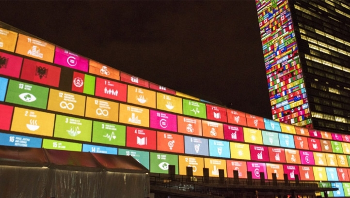 The Global Goals were launched in 2015 and have received the support of more than 10,000 companies to date.