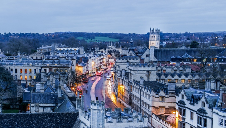 Last month, Oxford City Council pledged to achieve net-zero carbon emissions within its own operations by the end of 2020