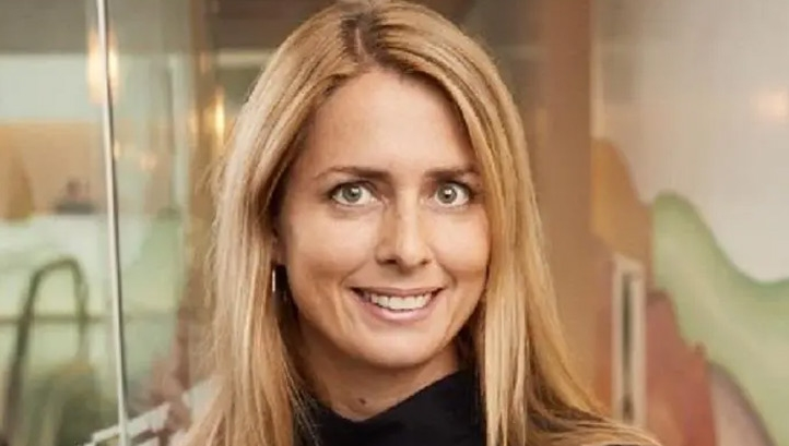 Helmersson is H&M's first female CEO, and its first CEO with a background in sustainability. Image: H&M Group