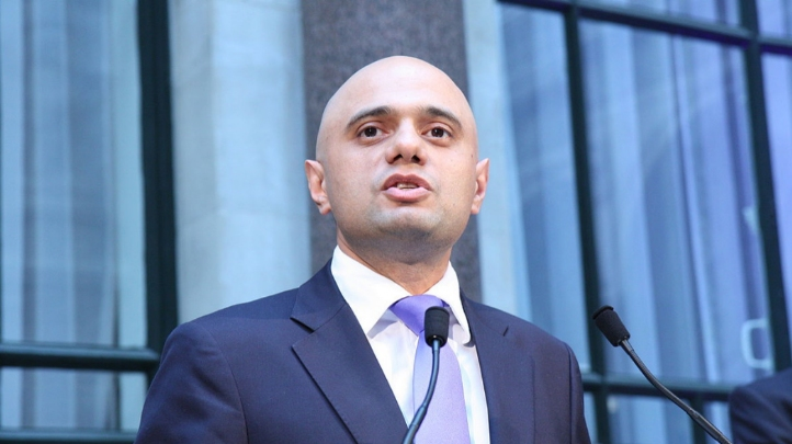 Javid will unveil his first Budget on 11 March. Image: Creative Britain, OGL v1.0