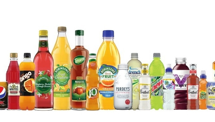Britvic owns some of the UK's most recognisable soft drinks brands, including Robinsons and J20