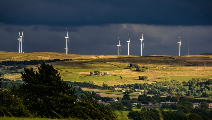 Forestry growth and rapid deployment of renewables could put the UK on course for its net-zero target