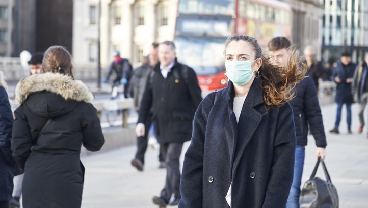 The scientists said their findings could be used to ensure that areas with high levels of air pollution take extra precautions to slow the spread of the virus