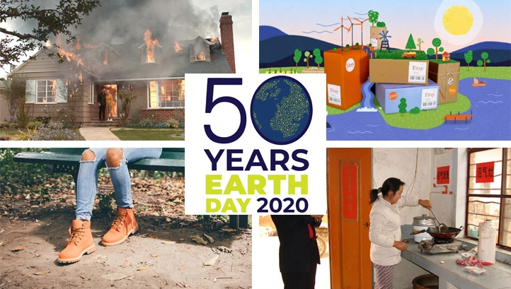 There are plenty of business announcements to coincide with Earth Day 2020