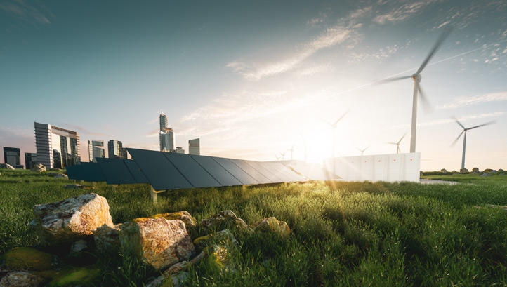 The report explores an array of low-carbon innovations, including battery storage, vehicle-to-grid (V2G), CHP systems and integration of renewables