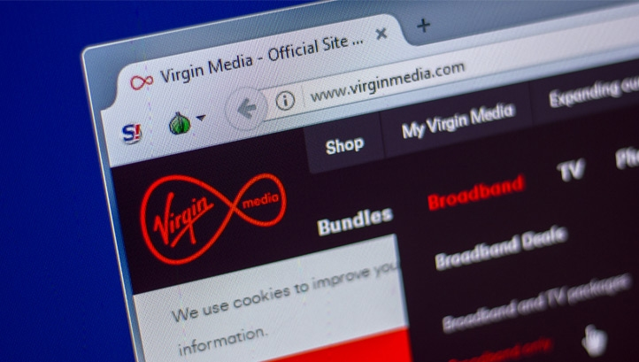 "Delaying reporting or strategy development in light of Covid-19 was ""never a question"" for Virgin Media, Buchanan said"