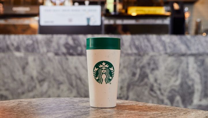 Starbucks introduced strawless lids on select beverages, in a move that is set to save 40 million plastics straws from being used across the EMEA market