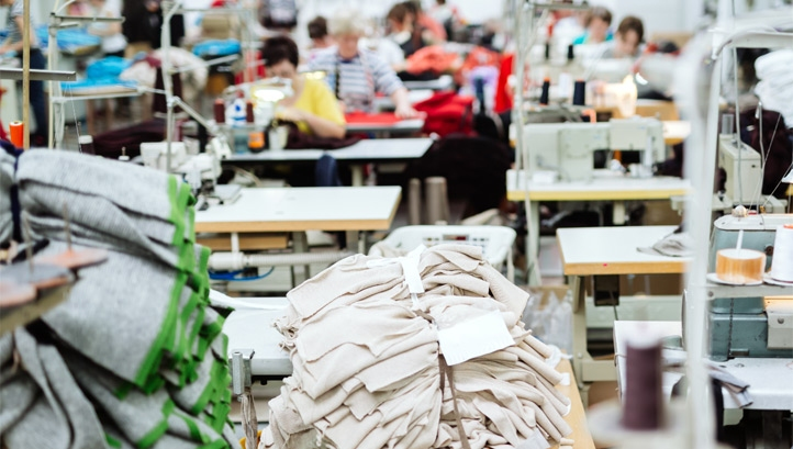 Supply chains are a major source of emissions for the fashion sector