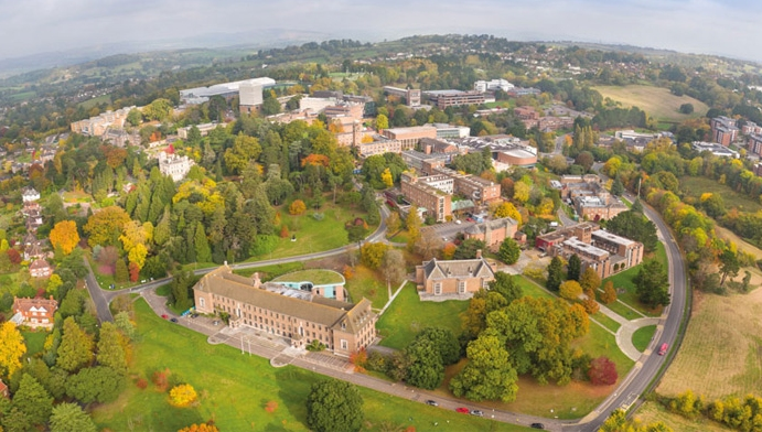 Some 22,000 students attend the University