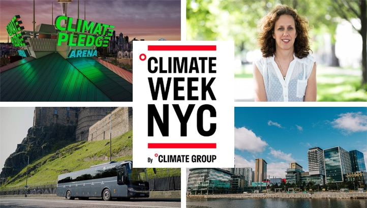 Everything you may have missed: The sustainability success stories of Climate Week NYC 2020
