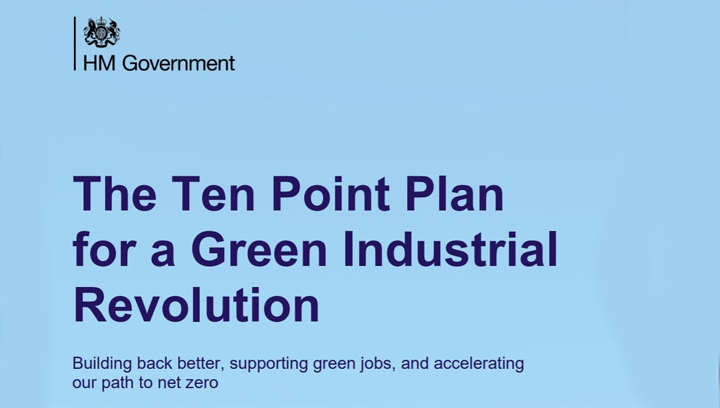"The Government insists this is ""only the start"" of a green policy rollout"