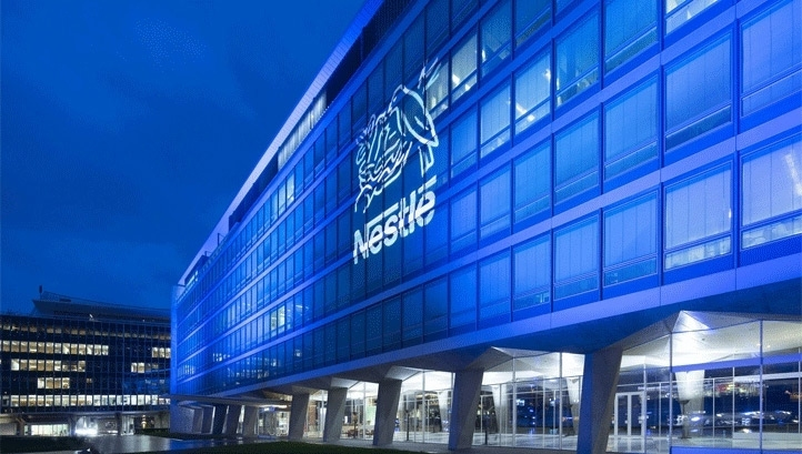 More than two-thirds of Nestle's annual absolute emissions are attributable to the supply chain
