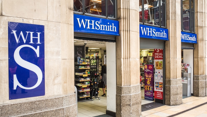 WHSmith will engage with suppliers to agree on a set of pathways to achieve net-zero for Scope 3 emissions by 2040