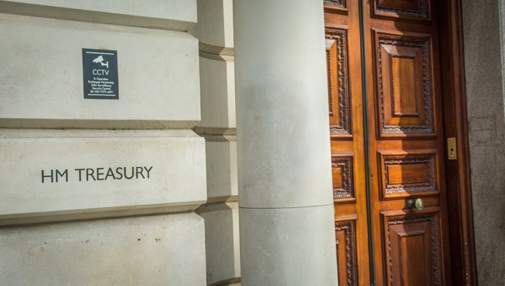 "The Treasury reiterates that net-zero is ""essential"" in delivering long-term prosperity"