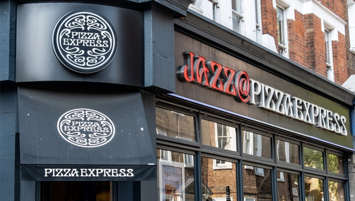 Pizza Express (pictured) is one of 18 founding brand members