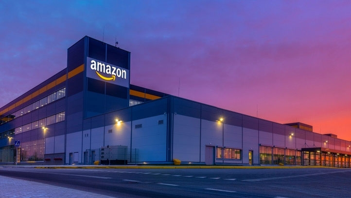 Amazon is on course be powered by 100% renewables by 2025 – five years ahead of an original target