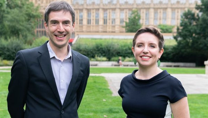 Carla Denyer and Adrian Ramsay elected new joint Green Party leaders