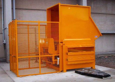 Durapac CB-35 - Mid Range Static Compactor