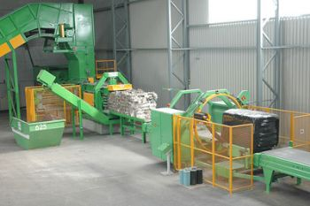 Macpress lead the way in baling press technology