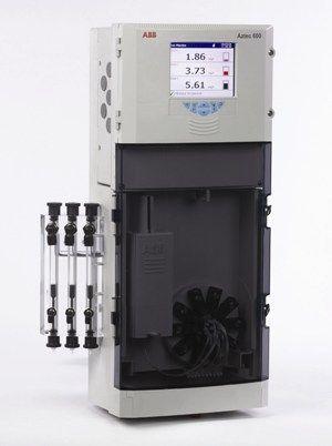 ABB colorimetric potable water quality analysers