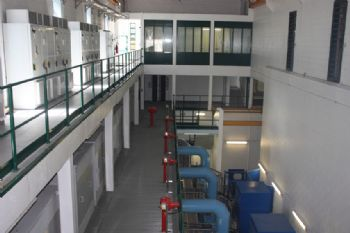 Leixlip Water Treatment Works saves  500,000 a year with ABB drives