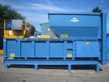 DICOM 5000PC PRE CRUSH STATIC WASTE COMPACTOR