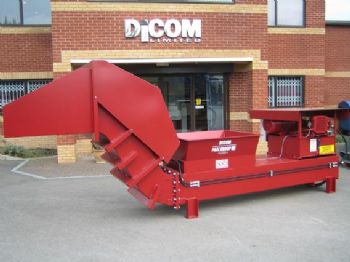DICOM 300XL HIGH DENSITY WASTE COMPACTOR