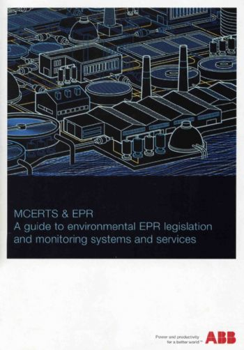 Free guide to MCERTS and EPR from ABB